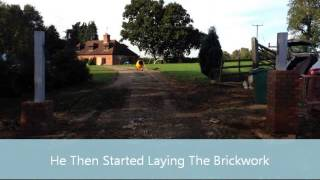 Hbh Joinery Ltd - Full Gate Installation Overview - Ashford, Kent - Automated Gates