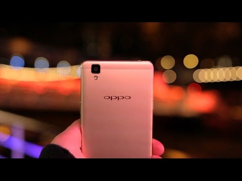 OPPO F1 First Impressions + Hands On!