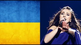 My TOP 10 entries from Ukraine in Eurovision (2003-2018)