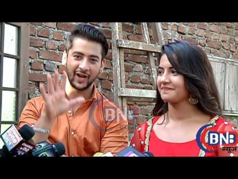 Serial Udaan Chakor and Vivaan Interview सीरियल उड़ान चकोर एंड विवान  इंटरव्यू