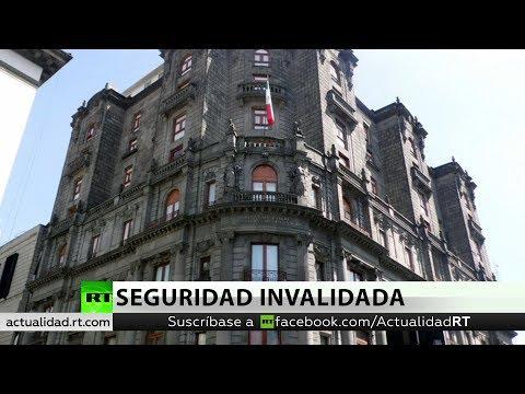 RT en Español: La Suprema Corte de Justicia de México tumba la ley de Seguridad Interior