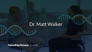 Temperature triggers sleep and influences sleep depth | Matthew Walker