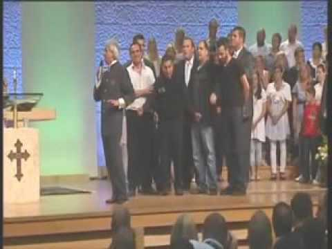 Benny Hinn - HOLY SPIRIT Revival Fire among ARAB WORLD!!!