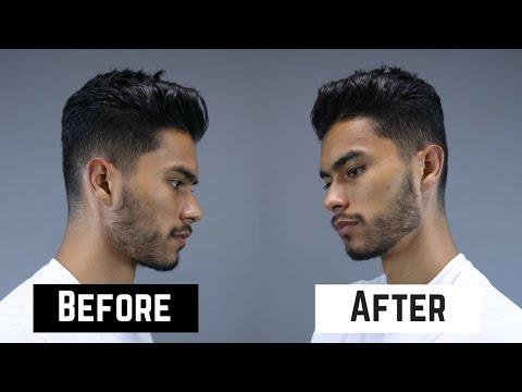 How to Shape Up a Beard & Make it Look Fuller