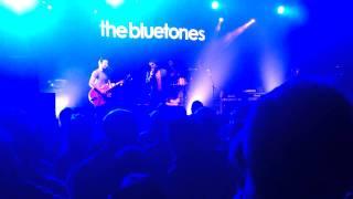 The bluetones, intro and unpainted arizona
