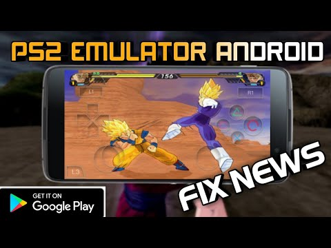 PS2 || How to download PS2 Emulator for Android – Cách tải giả lập PS2 cho android