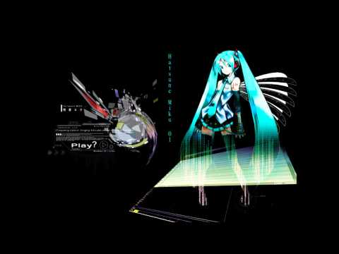 BGM 4 Hours Of Hatsune Miku (part 2)