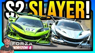 Forza Horizon 4: Apollo IE The S2 Circuit Slayer! *Tooo Much Grip!!!*