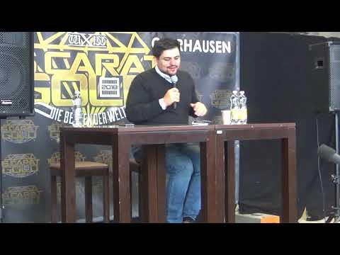 Watch the FULL Q&A SESSION with wXw Managing Director CHRISTIAN JAKOBI | wXw 16 Carat Gold 2018