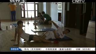 20130909 宁泽涛 Ning Zetao 닝제타오 Show: Joining Nation team Part 1