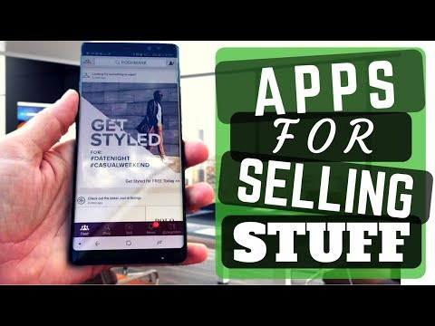 The Best Apps To Sell Stuff Quick - And 1 Selling App NOT To Use