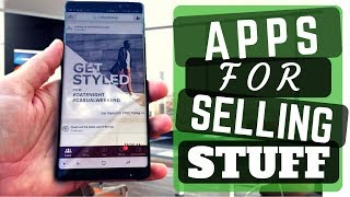 The Best Apps To Sell Stuff Quick - And 1 Selling App NOT To Use!