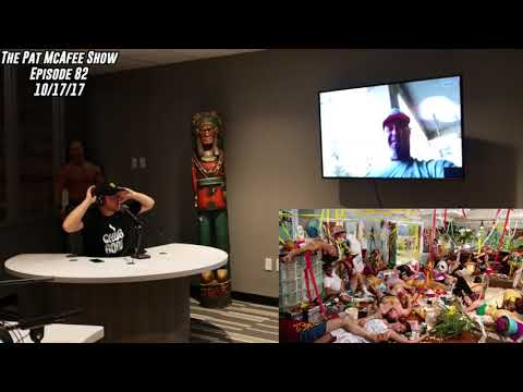 The Pat McAfee Show Simulcast Ep. 82- Pat Sits Down For A Chat With Shane Lechler  10-17-17
