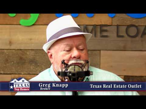 Texas Real Estate Outlet - Greg Knapp - Can i make any changes or modifications to the home