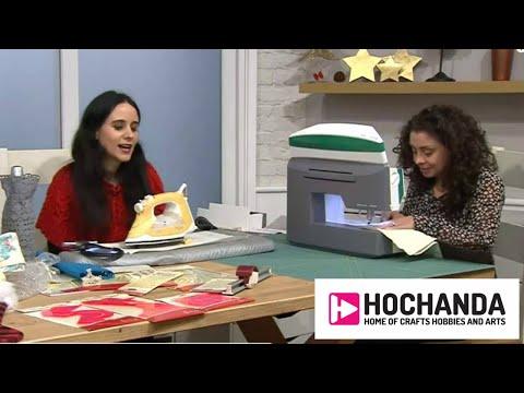 Craft Yourself Silly, Elizabeth Crafts & More Demonstrations - DIY Crafts At Hochanda