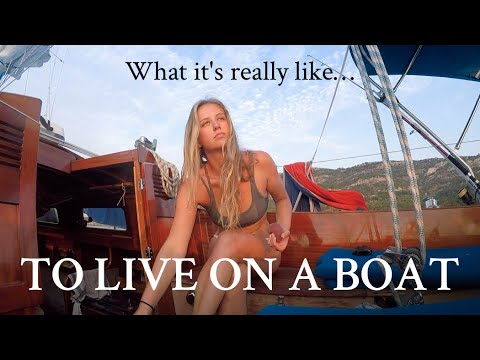 What It's Like To Travel On A Sailboat [Ep. 8]