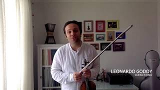 #QuedateEnCasa / Leonardo Godoy, Concertino OSULS