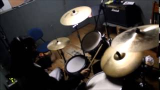 Alice In Chains - Sea Of Sorrow (Drum Cover)