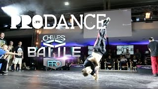 Eastside BBoys vs InFamous | FINAL | Chelles Battle Pro 2015