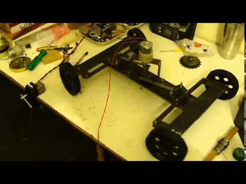 Four Wheel Steering Design 1 Video