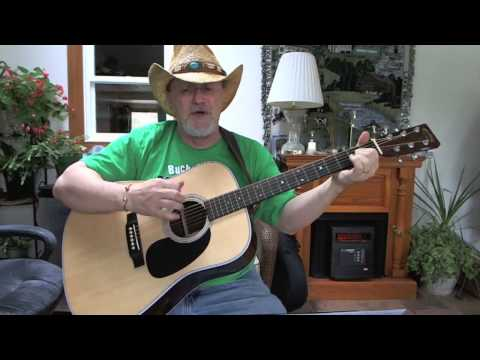 1143 - Guitars Cadillacs - Dwight Yoakam cover with chords and lyrics