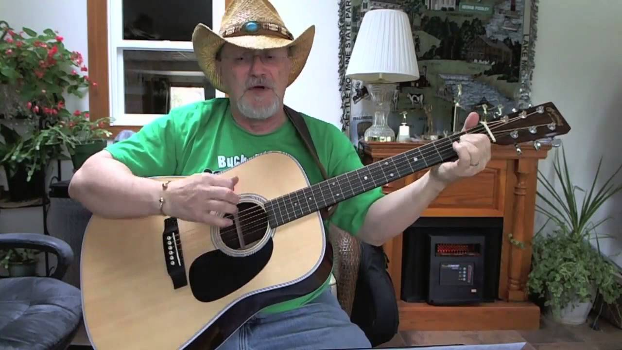 Dwight Yoakam Cover With Chords