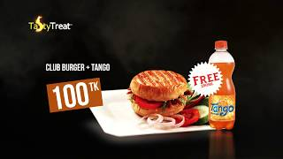 Tasty Treat Mexican Offer | Buy any Mexican Item and Get a FREE Tango
