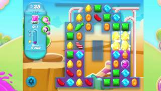 Candy Crush Soda Saga Level 398 NEW | Complete!