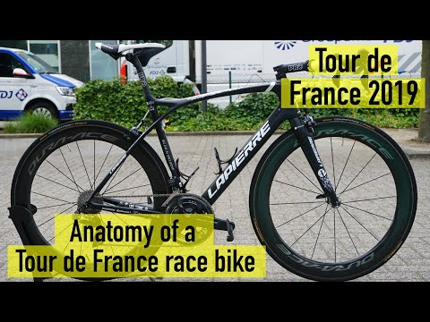 Anatomy Of A Tour De France Racebike   How Their Bike Differs To Yours
