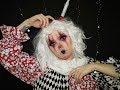 Creepy Clown Doll Makeup Tutorial! 🤡 | BillieDawnWebb