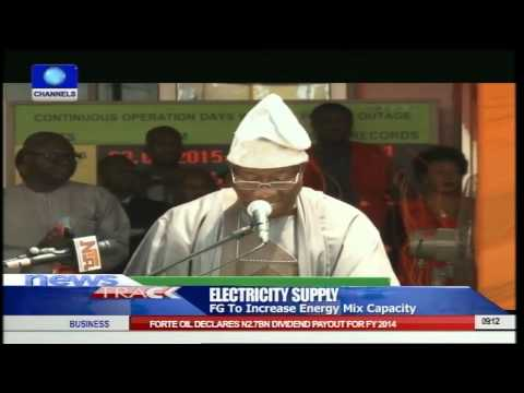Nigerian Government To Increase Energy Mix Capacity