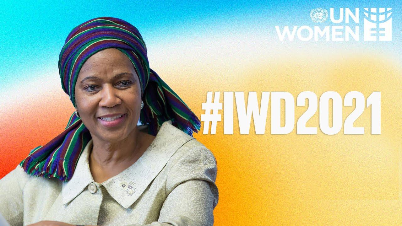 #WomensDay 2021: UN Women Executive Director's message  - 20:01-2021 / 3 / 4