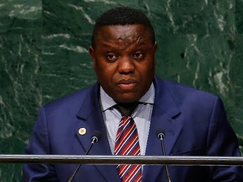 Zambian foreign affairs minister resigns over 'swelling' corruption within