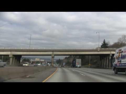 I-5 North (WA), Tacoma Area, Exit 127 To Exit 142