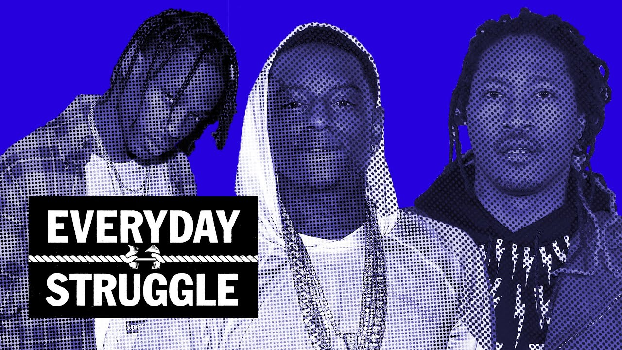 Future Quits Lean, Soulja Boy Wants ALL the Credit, Travis Scott Super Bowl Set | Everyday Struggle