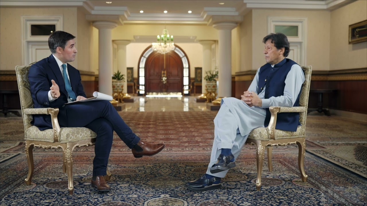 Absolutely not': PM Imran Khan on giving Pakistani bases to US for Afganistan operations