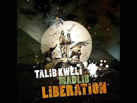 Talib Kweli & Madlib - Liberation (FULL ALBUM)