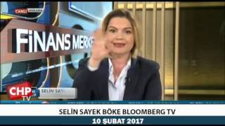 SELİN SAYEK BÖKE BLOOMBERG TV 10/02/2017