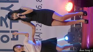 180608 홍진영(HONG Jin Young) - DOC와 춤을(Dance with DOC) @입주사한마음페스티벌 -kpop직캠fancam[Beat Song E]