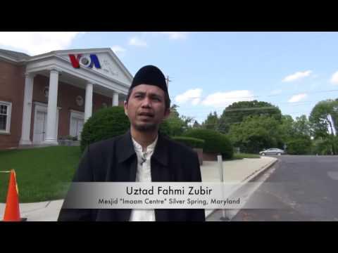 Muslim di Rantau: Masjid Imaam Center, Washington DC (1)