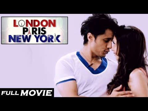 Bollywood Full Movie - London Paris Newyork - Ali Zafar, Adi