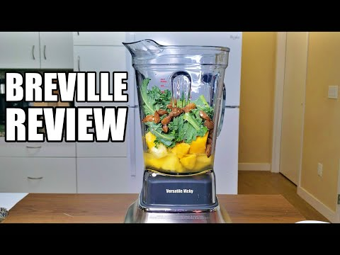 Breville Super Q Blender | Breville Super Q Blender Review