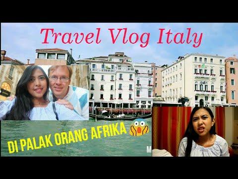 Italy travel vlog||Venice cityIIcurhat di Milan