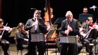Eddie Daniels & Corrado Giuffredi: BRIDGES, for 2 clarinets and orchestra, by Roberto Molinelli