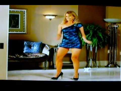 Dallas Royce Cheryl Hines Dancing on Suburgatory