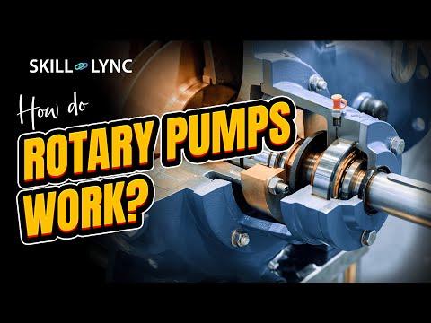 How Do Rotary Pumps Work?   Skill-Lync
