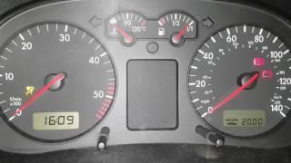 Golf Mk4 1.9 TDI ALH cranking but not starting, Relay 109 Part 1