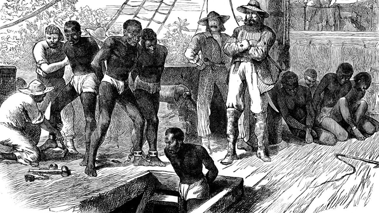 25 SHOCKING Facts About Slave Trade - YouTube