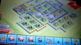 Clash of clans comment faire son village hdv lvl 6
