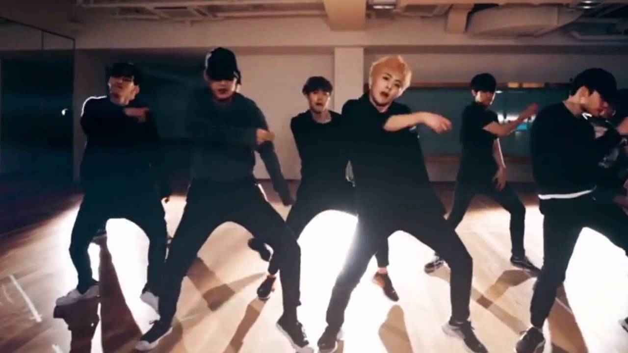 suho focus exo monster dance practice version youtube